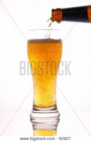 The Glass Of Beer