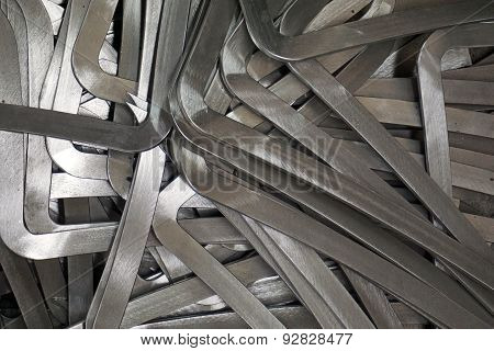 Abstract Metal Shape