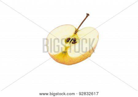 Apple Ripe Cut