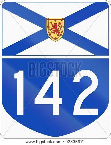 Nova Scotia Highway 142