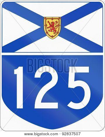 Nova Scotia Highway 125