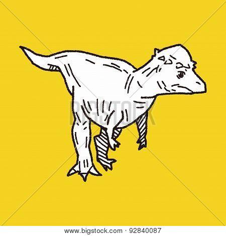 Dinosaur Doodle