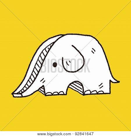 Elephant Slide Doodle