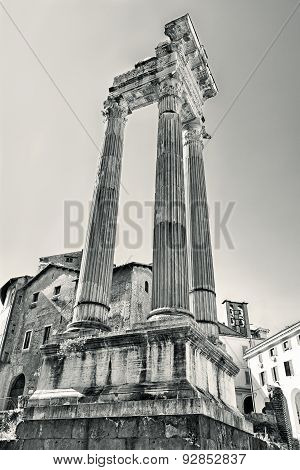 temple of apollo in rome