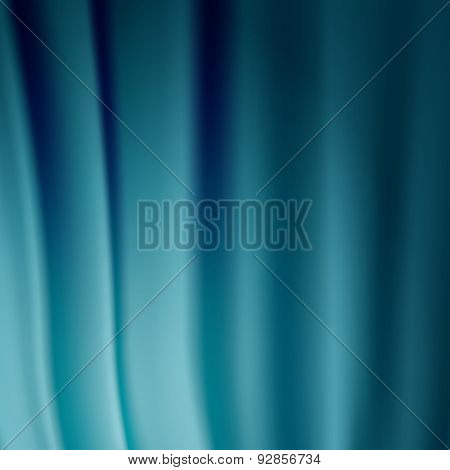 vector abstract blue waves water background