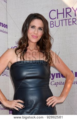 LOS ANGELES - JUN 6:  Soliel Moon Frye at the 14th Annual Chrysalis Butterfly Ball at the Private Residence on June 6, 2015 in Los Angeles, CA