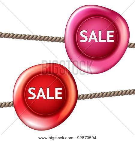 Sale Wax Seal