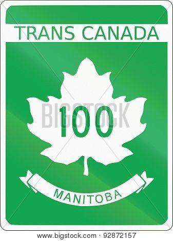 Trans-canada Highway 100