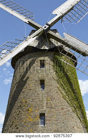 Windmill Seelenfeld (petershagen, Germany)