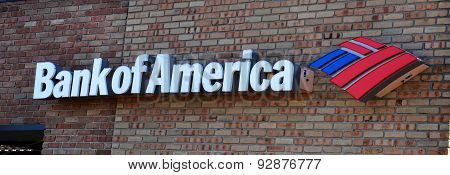 Bank Of America Canton Logo