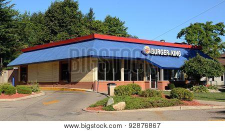 Burger King Ann Arbor Store