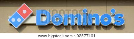 Domino's Store Logo