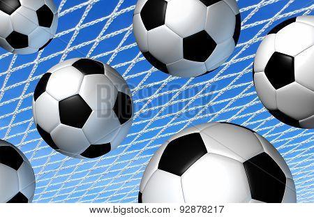 Soccer Sport Concept