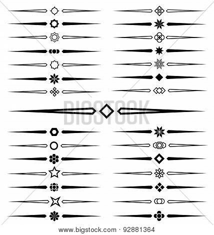 Shape Calligraphic Design