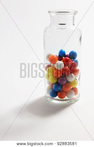 Bottle Of Lollies