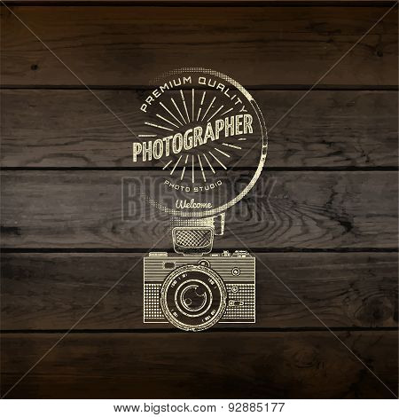 Photography logo badges logos and labels for any use