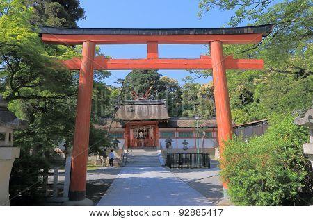 Kyoto Japanese shrine Japan