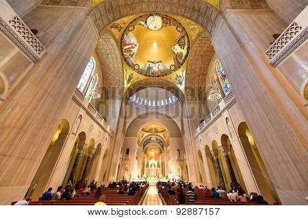 Basilica Of The National Shrine Catholic Church