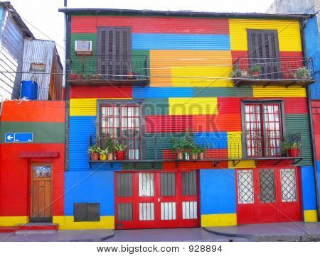Colorfull House