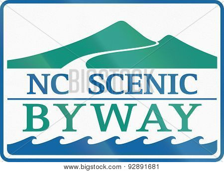 North Carolina Scenic Byway
