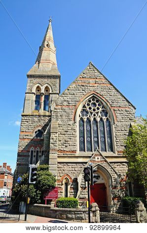 United Reformed Church, Shrewsbury.