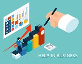 picture of mentoring  - Business mentor help partner - JPG