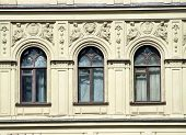 Architecture - Windows And Decorations poster