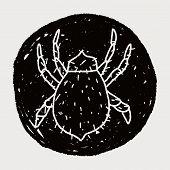 image of mites  - Mite Doodle - JPG