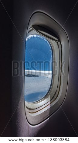 Porthole View Inside