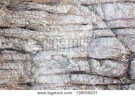 Stone Rock Moss Background