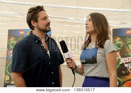 Will Friedle chats with The IntelleXual News' Kristin Naomi Garcia,