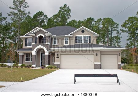 Luxury Model Home