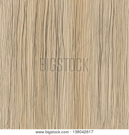Hand drawn wood seamless texture, birch. Background for your design.
