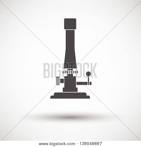 Icon Of Chemistry Burner