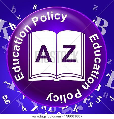 Education Policy Indicates Terms Contract And Rule