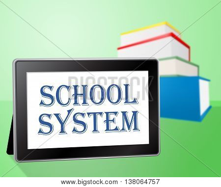 School System Shows Systems Studying And Computing
