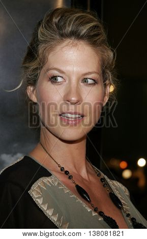 Jenna Elfman at the Los Angeles premiere of 'Shooter' held at the Mann Village Theatre in Westwood, USA on March 8, 2007.
