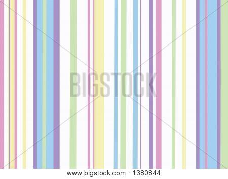 Pastel Stripe Background 2Nd Edition