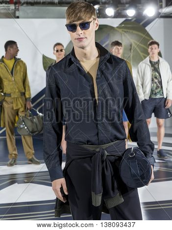 Perry Ellis - Men Spring Summer 2017 Collection