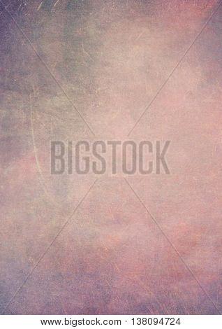 Dirty Gradient Pink Grunge Effect Textured Background