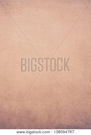 Dirty Gradient Beige Grunge Effect Textured Background