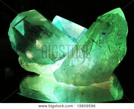 Green mountain cristal