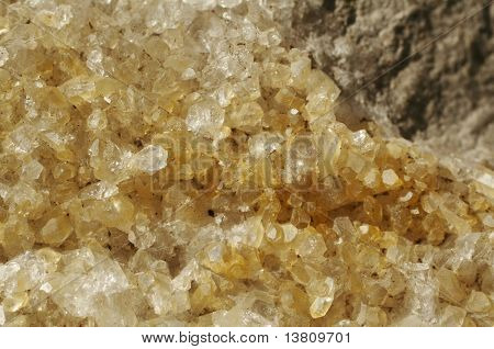 Mountain cristal texture