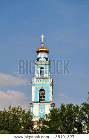Religion Temple Orthodoxy Russia City Building Sky Travel