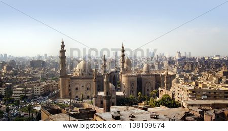 Cairo skyline, Egypt