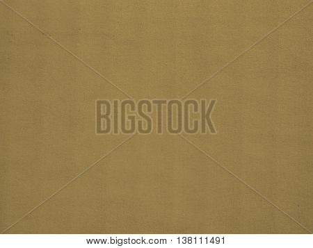 Yellow Corrugated Cardboard Background Sepia