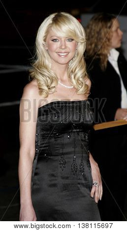 Tara Reid at the AFI Centerpiece Gala Screening of 'The Fountain' held at the Grauman's Chinese Theatre in Hollywood, USA on November 11, 2006.