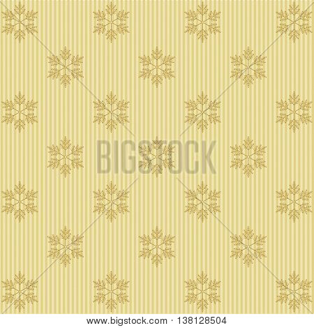 elegant background with snowflakes in pastel tones