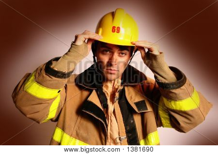 Fire Fighter Or Firefighter And Fireman