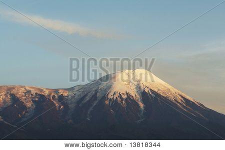 Vulkan Tolbachik auf Kamtschatka
